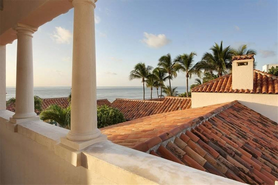 The view from a $23 million mansion in Delray Beach. CHRISTIE'S INTERNATIONAL REAL ESTATE