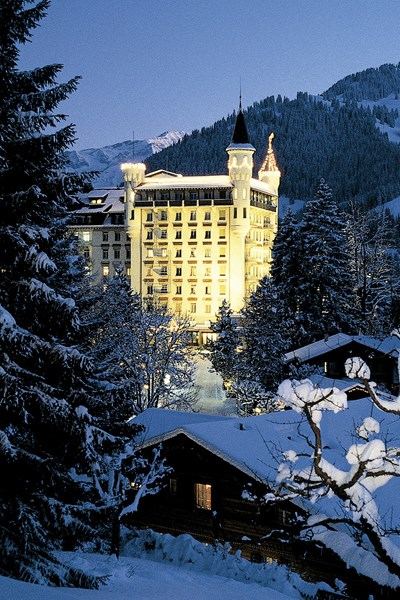 The Gstaad Palace