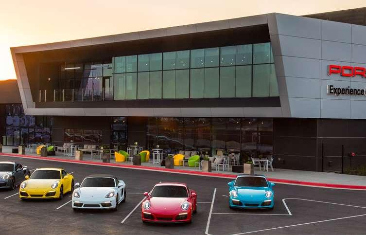 The Porsche Experience CenterPhoto Credit: Porsche