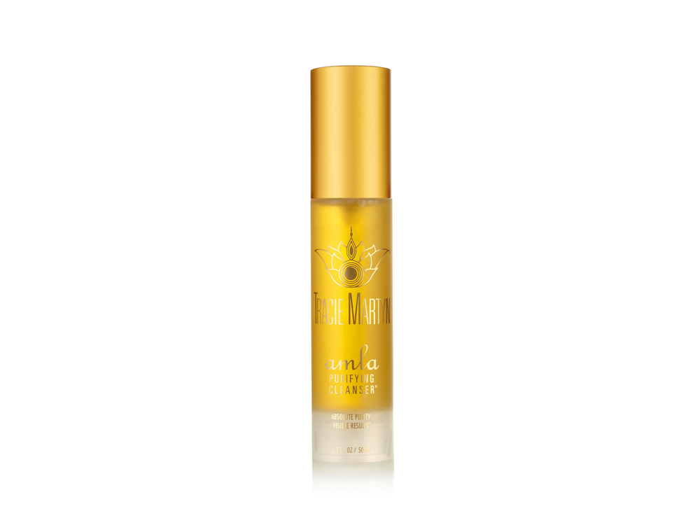 Amla Purifying Cleanser, Tracie Martyn ($65). Bloomingdale's, Beverly Center, 8500 Beverly Blvd., Los Angeles
