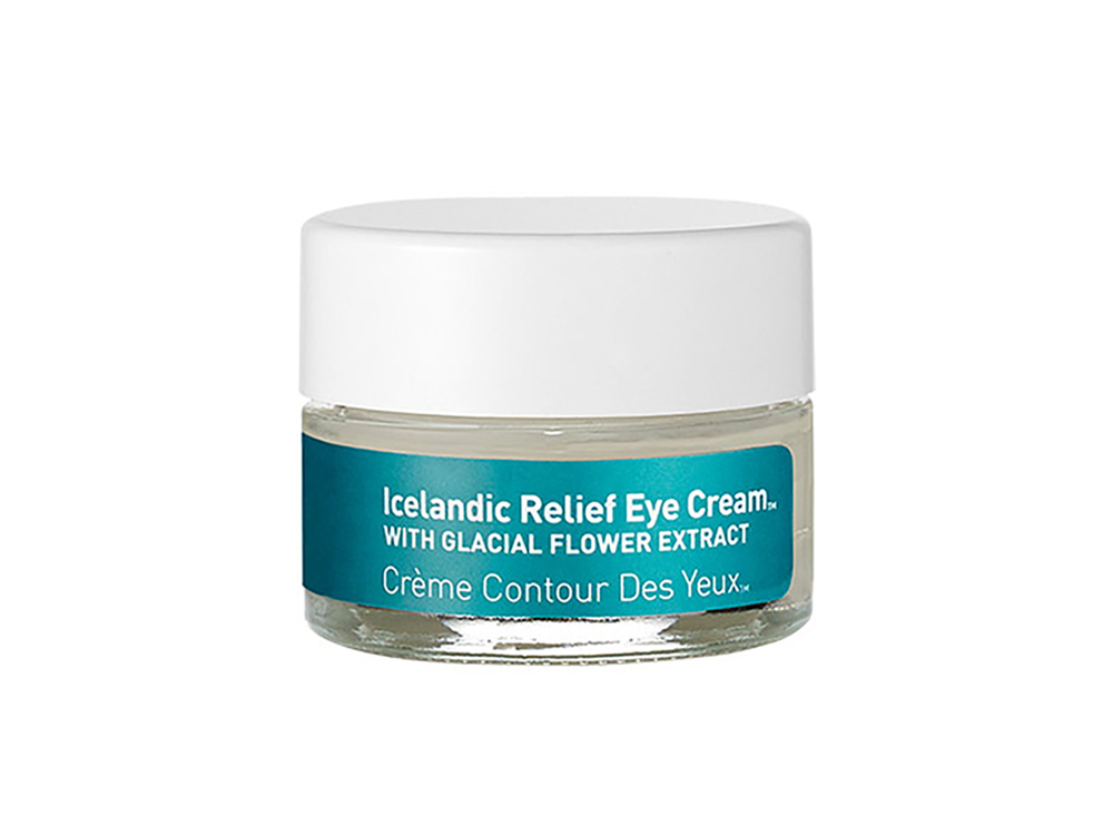 Icelandic Relief Eye Cream, Skyn ($45). beautykind.us