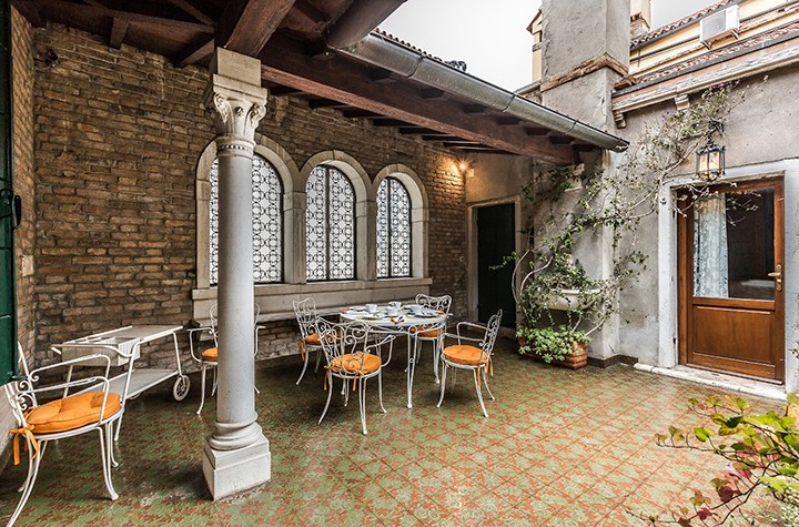 exceptional houses stunning palazzo apartment with 18th century murals by rococo