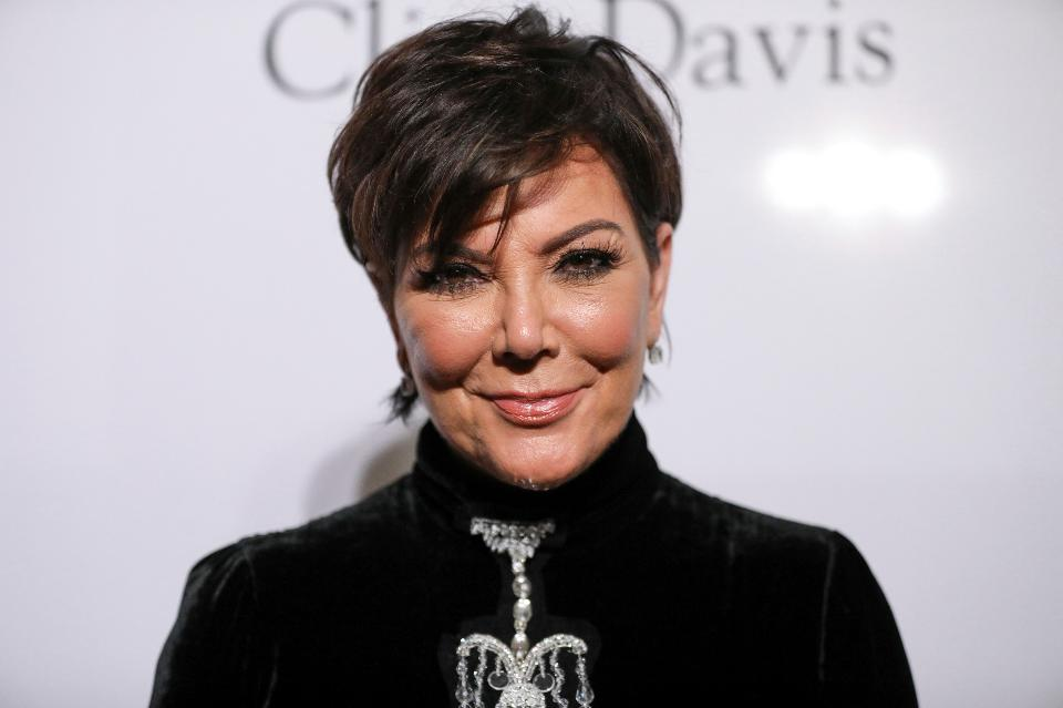 Kris Jenner in Beverly Hills, Calif., earlier this year. (Photo by Rich Fury/Invision/AP)