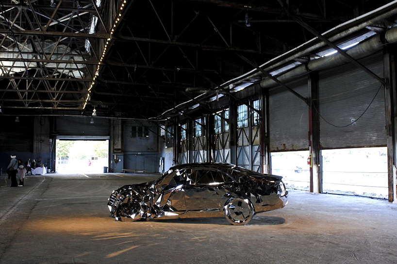 Philadelphia Contemporary curators chose Wreck to be exhibited at Pier 9, a 93-year-old warehouse extending onto the Delaware River. Image: Philadelphia Contemporary