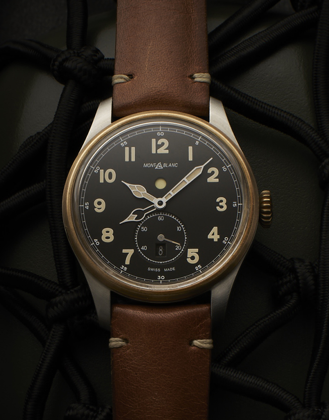 1858 Automatic Dual Time