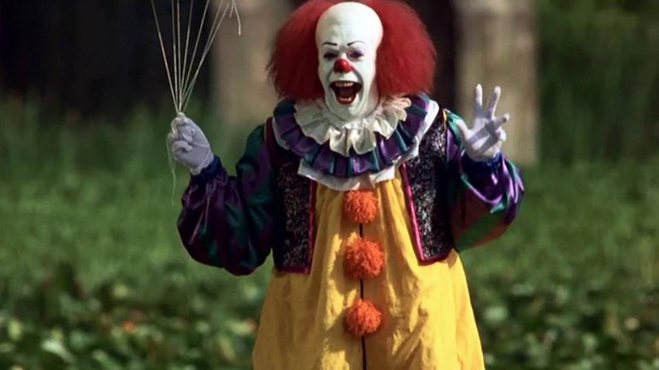 Warner Bros. The original Pennywise