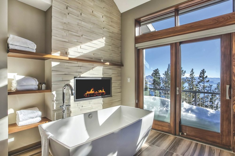 The view from 907 Tyner Way in Incline Village, Nev., listed for $3.595 million with Sotheby's International Realty. Source: Sotheby's International Realty