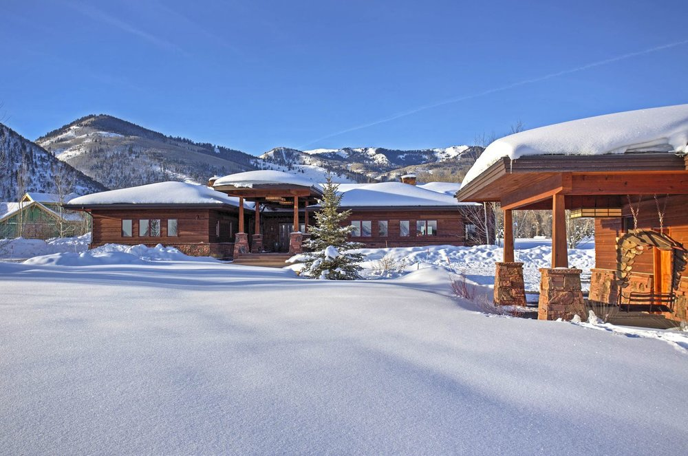 4275 Quarry Mountain, a six-bedroom house in Park City, listed by Sotheby's for $5.25 million. Source: Sotheby's International Realty