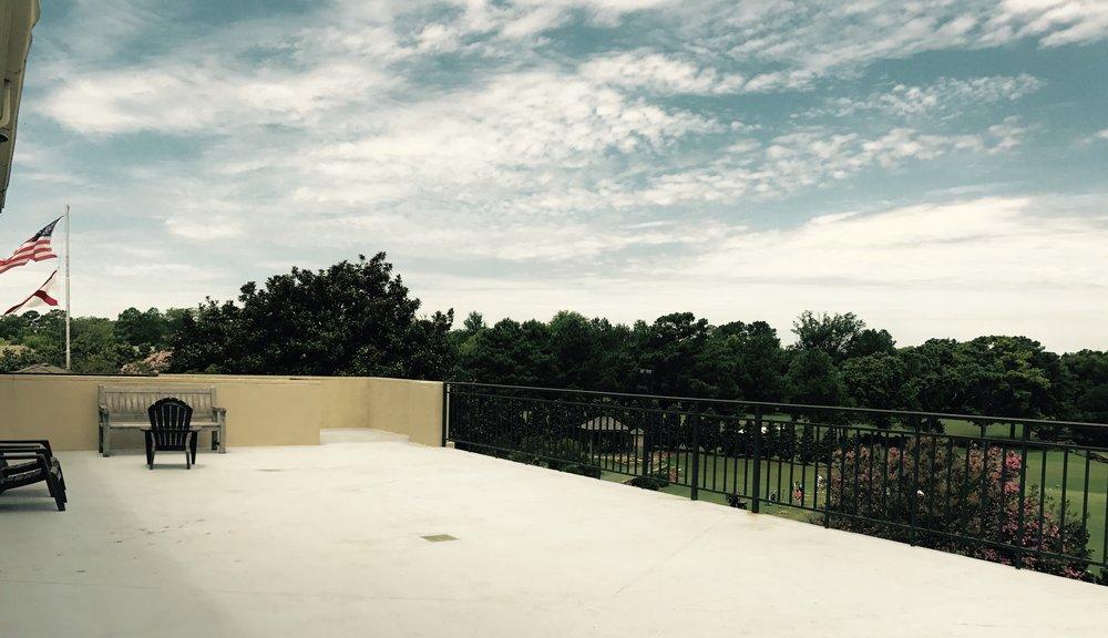 ballroom annex & patio