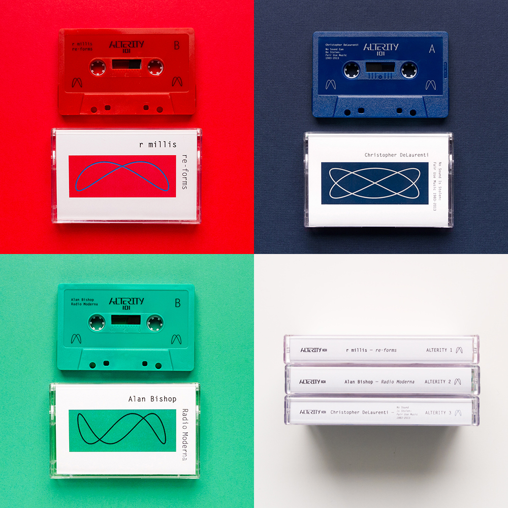 Alterity 101 cassette design, 2014–2017