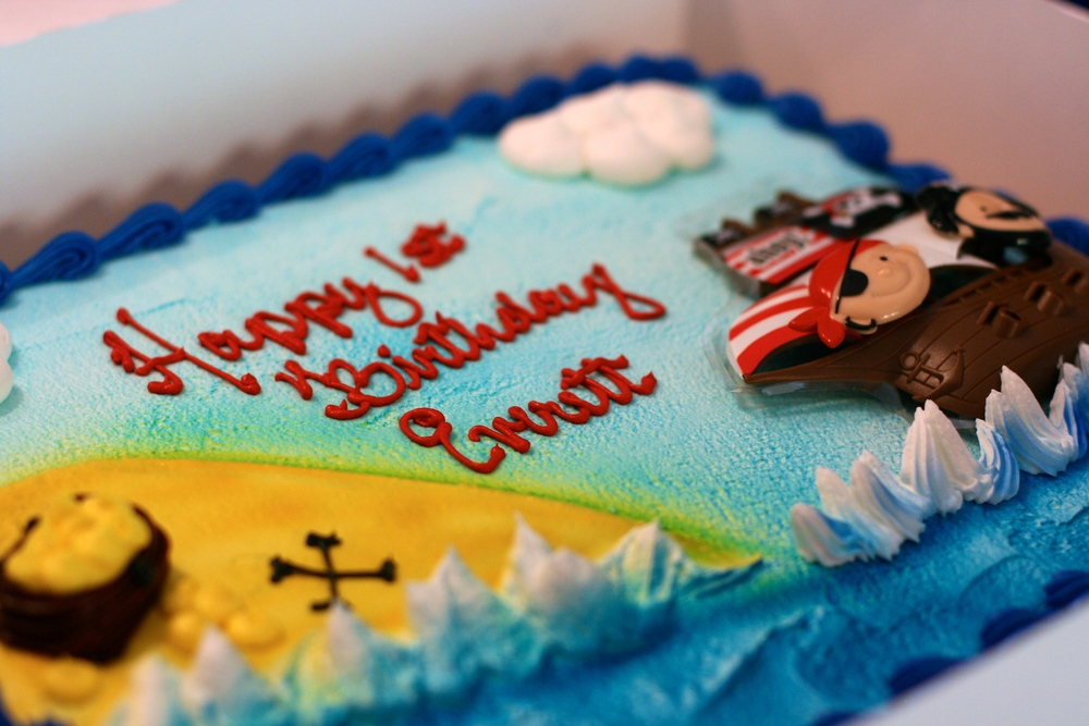 How To Throw A Pirate Birthday Party Oy