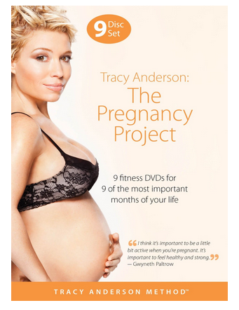 The Pregnancy Project with Tracey Anderson