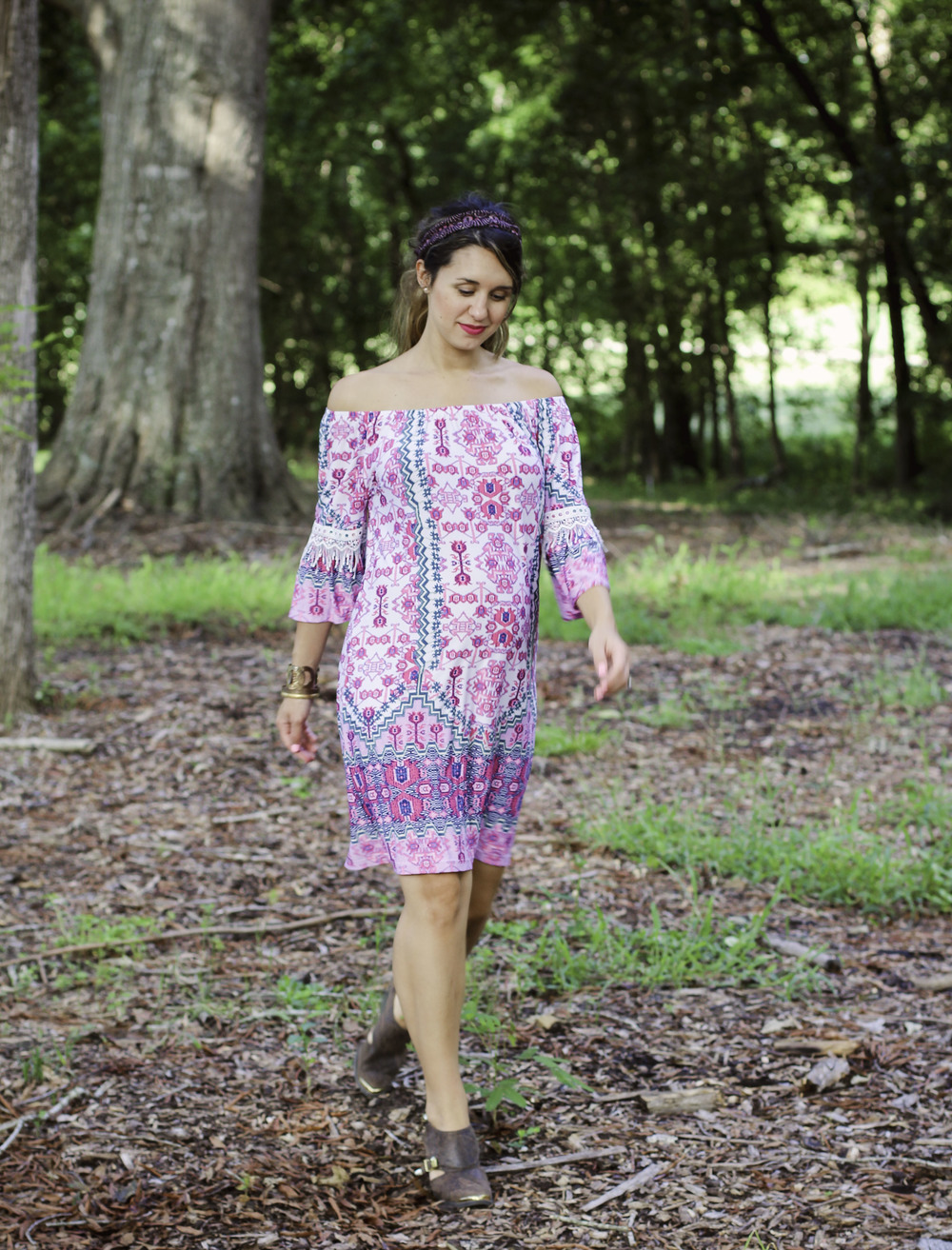 Bohemian pink dress a giveaway with pink blush maternity oy bohemian pink dress a giveaway with pink blush maternity ombrellifo Gallery