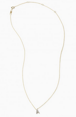 Covet Letter Necklace