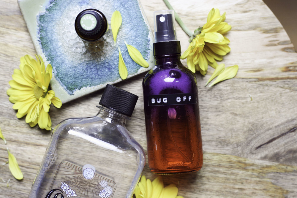 DIY Bug Spray!