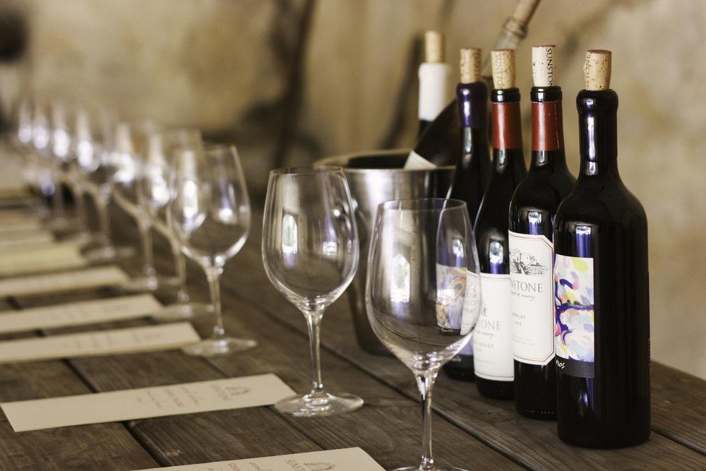 Wine Tasting in Santa Ynez.