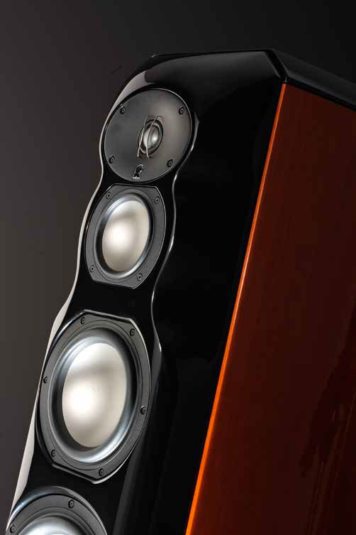 Revel Speakers - …..Providing detail and clarity to discriminating ears