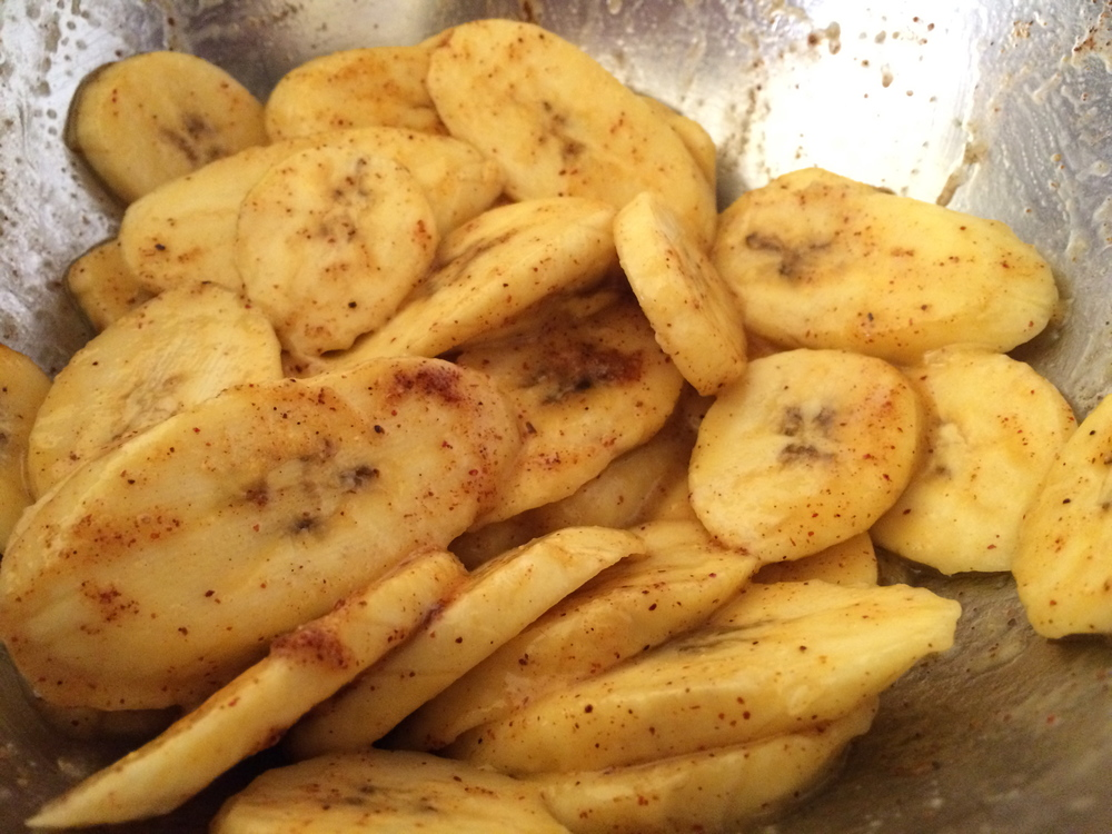 Chili Lime Plantains | My Engineered Nutrition