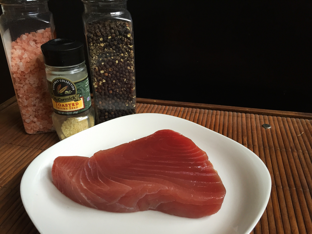 Seared Ahi Tuna | My Engineered Nutrition