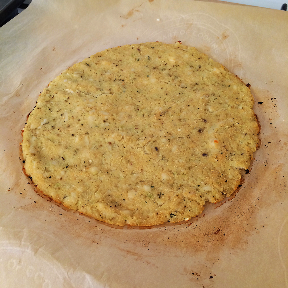Cauliflower Crust | My Engineered Nutrition