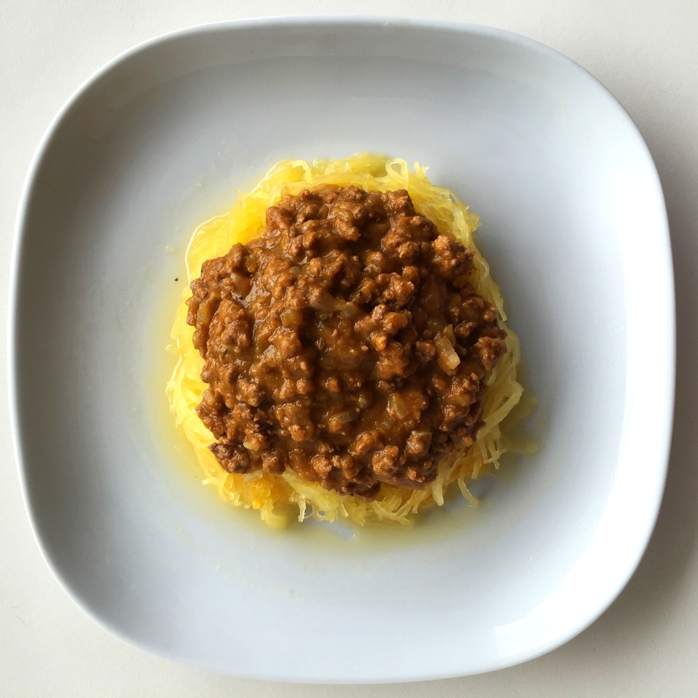 Pumpkin Bolognese | My Engineered Nutrition