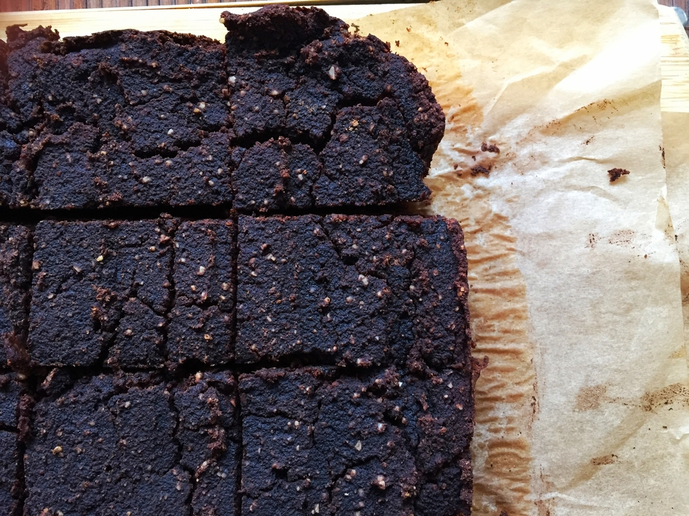 Chocolate Pumpkin Brownies | My Engineered Nutrition