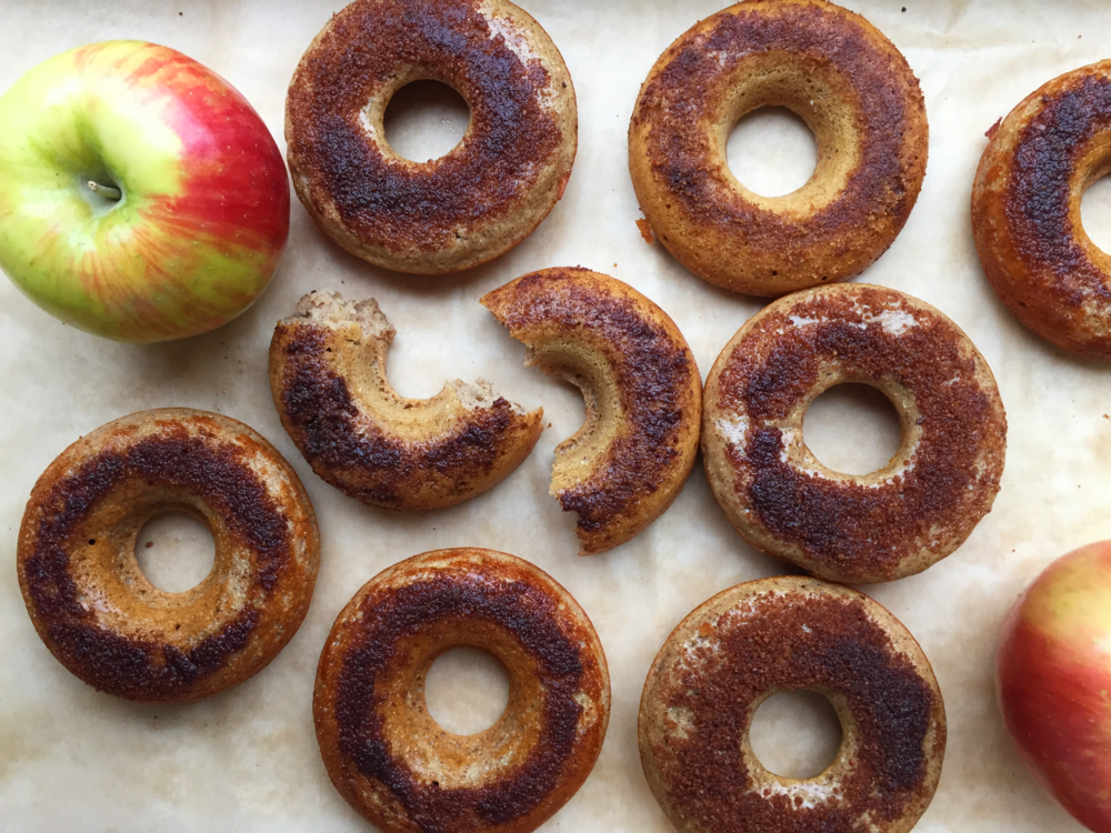 Apple Cider Protein Donuts | My Engineered Nutrition