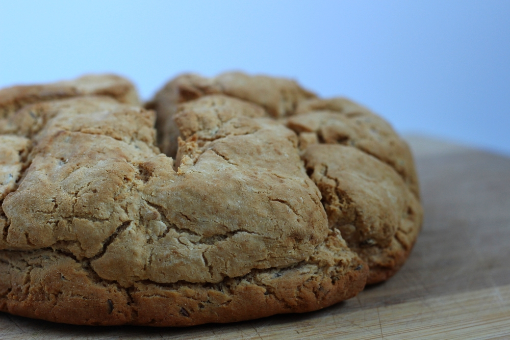 Gluten Free Irish Soda Bread | My Engineered Nutrition