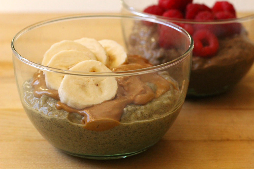 Chia Seed Protein Pudding | My Engineered Nutrition