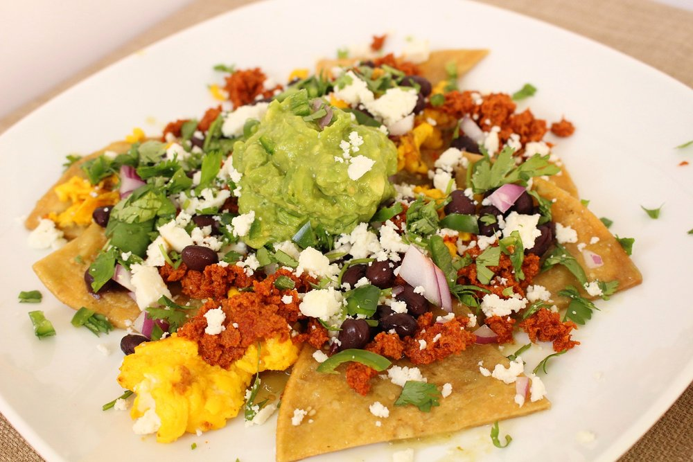 Chilaquiles | My Engineered Nutrition
