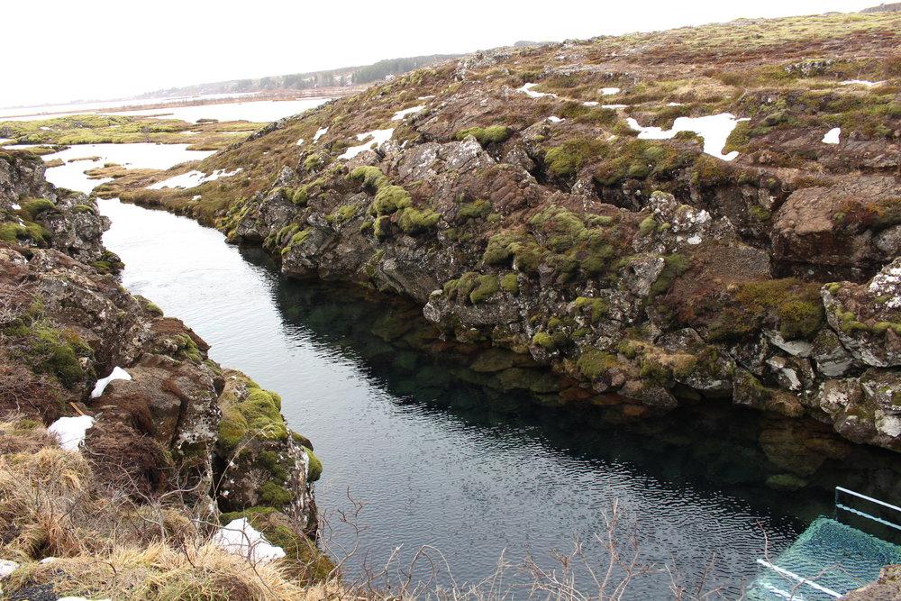 Silfra, þingvellir National Park