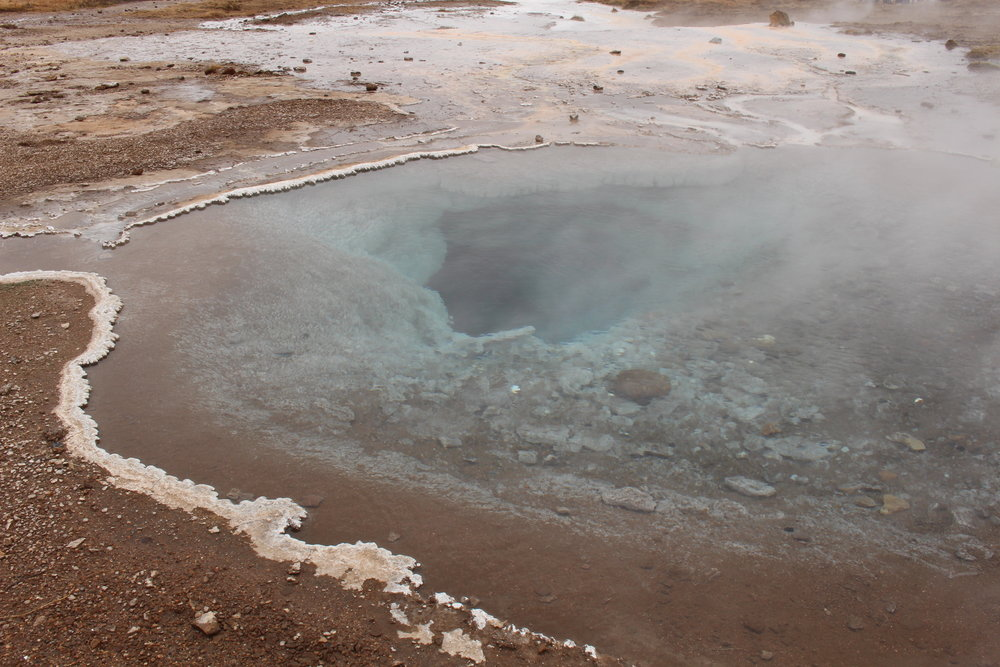 Blesi, Geysir Hot Spring Area