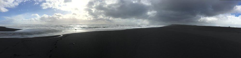 Sólheimasandur, Black Sand Beach