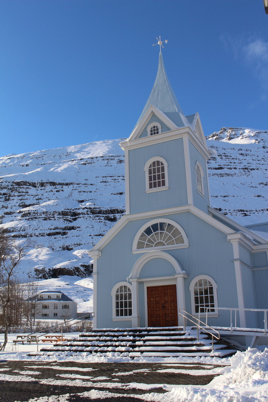 Seyðisfjörður Kirkjan
