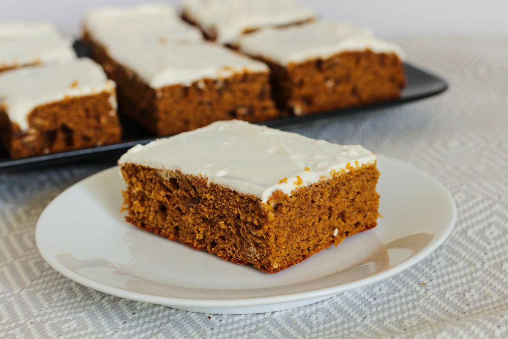 Pumpkin Pecan Protein Cake | My Engineered Nutrition