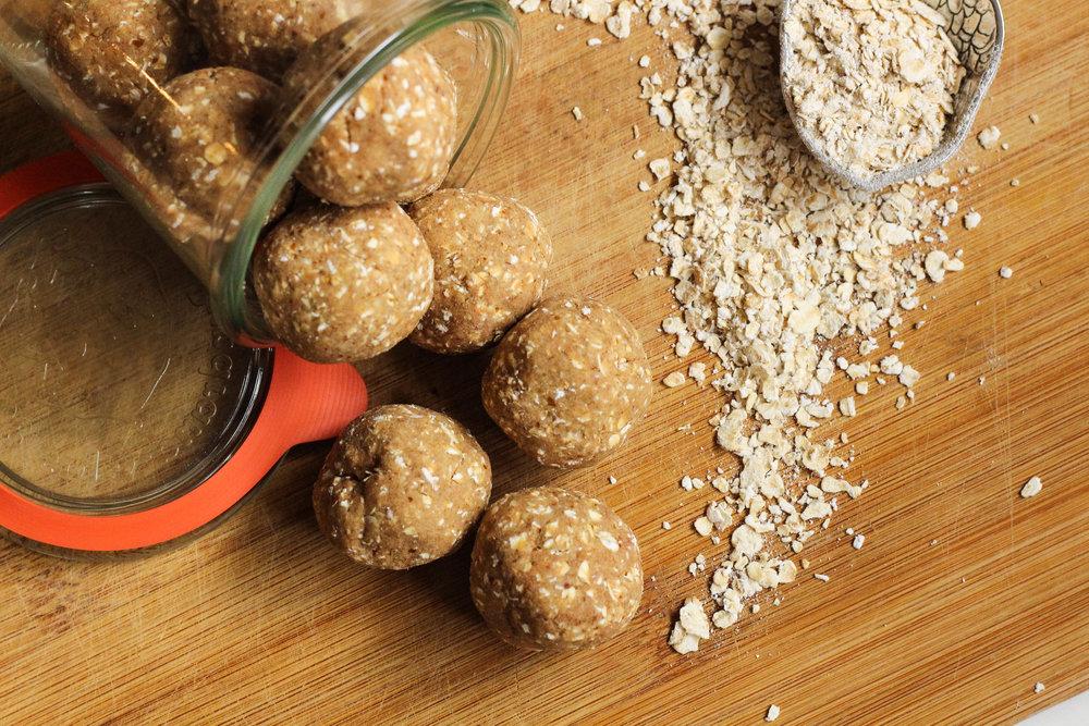 Chai Oat Protein Balls
