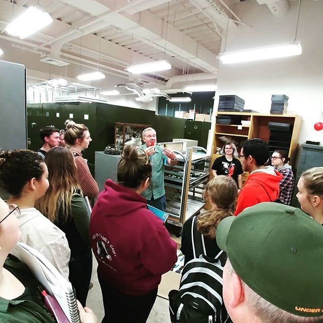 What a great past week of teaching. This week we had a feild trip to the wonderful Richter Museum at the University of Wisconsin- Green Bay. A big thanks to professor and museum curator Dan Meinhardt for showing my students such a good time and letting them explore the great collection at the Richter. #lydiadildilianart #lydiadildilian #richtermuseum #uwgb #2D #art #artclass #teaching #naturalscience