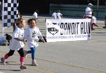 Bandit Run: Fall - This is a very important fundraising event for our school because it involves every student running for good health and a good cause! Students get friends and family to sponsor them for a fun-filled all-school run. Prizes and incentives for most raised and most laps run!