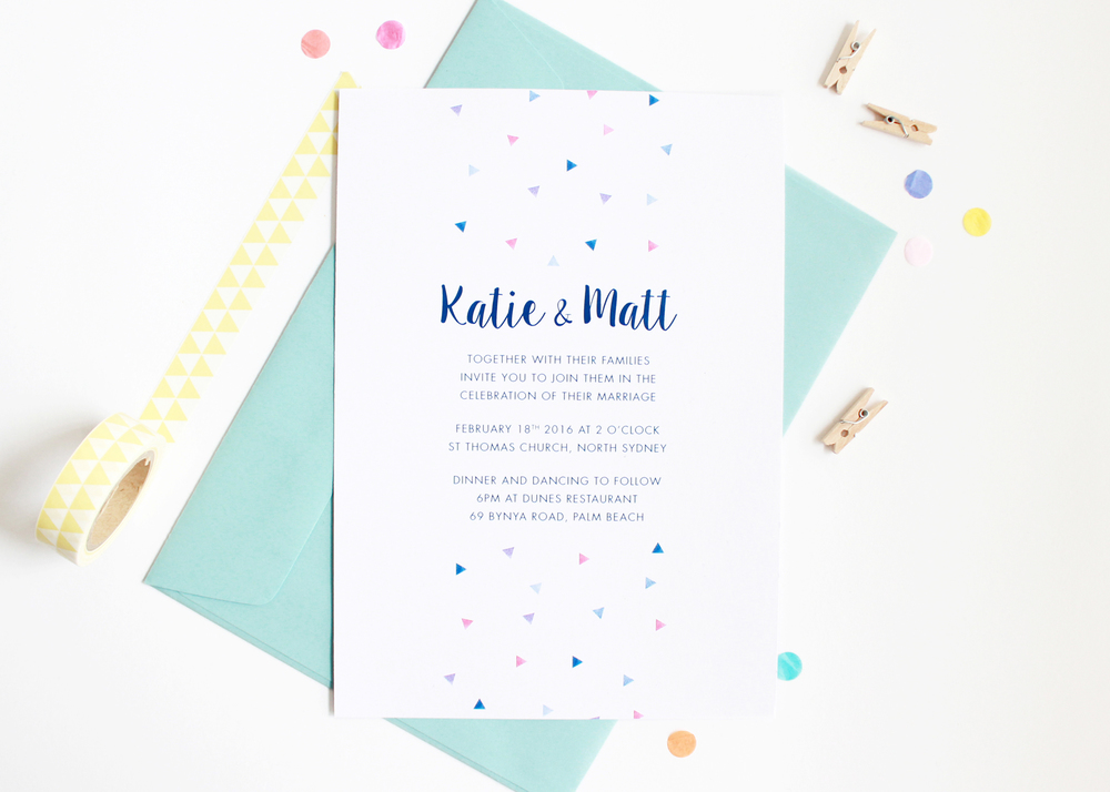 Hunting Louise Confetti Invitation.jpg