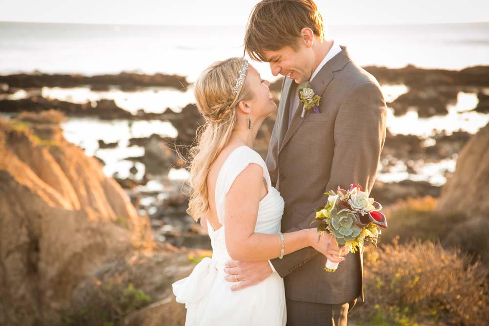Cayucos Beach Wedding