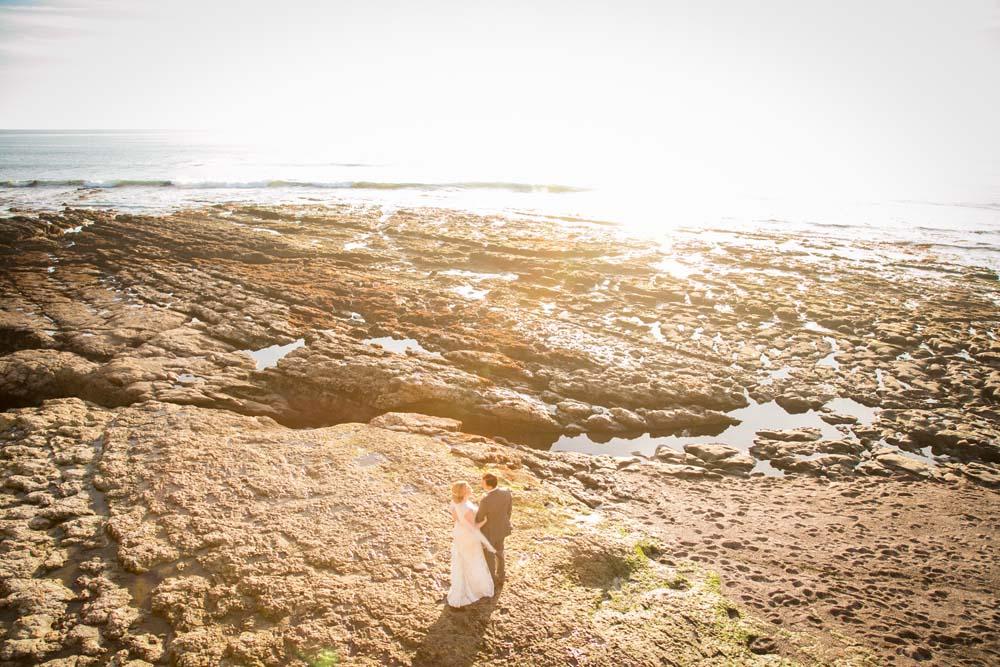 Cliffs Resort Beach Wedding