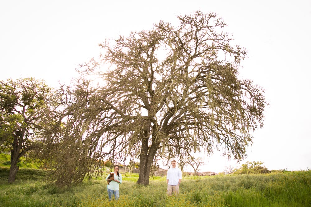 Paso Robles Field and Starbucks Engagement Session 009.jpg