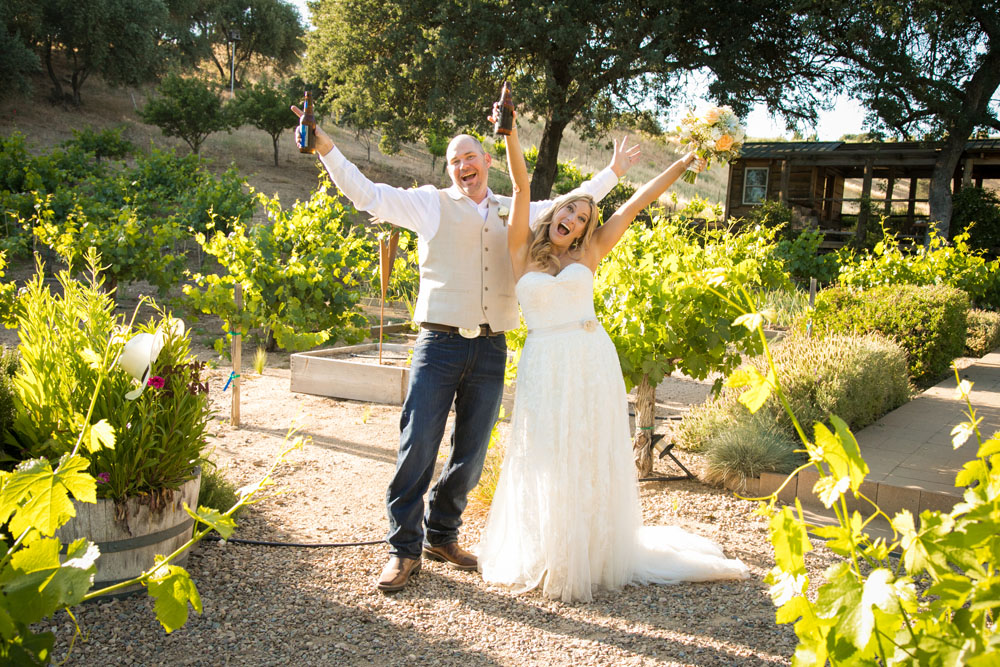 Paso Robles Wedding Photogr