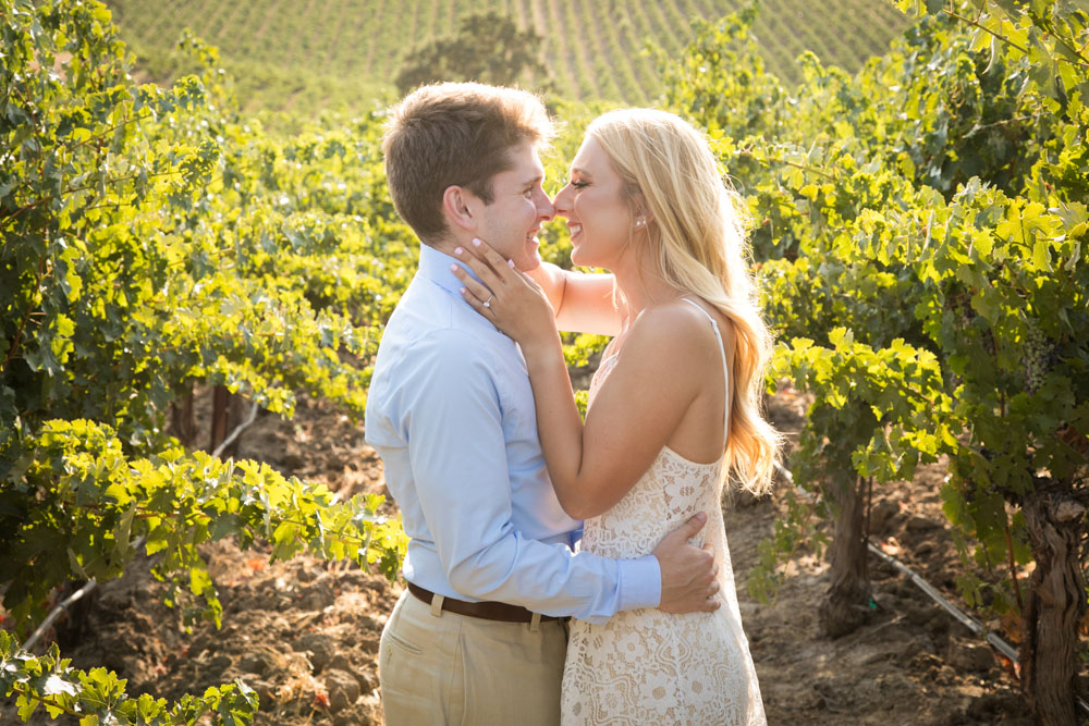 Paso Robles Wedding Photographer Vineyard Engagement Session 005.jpg