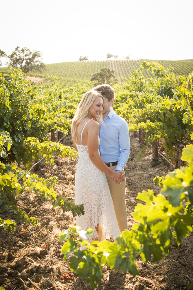 Paso Robles Wedding Photographer Vineyard Engagement Session 016.jpg