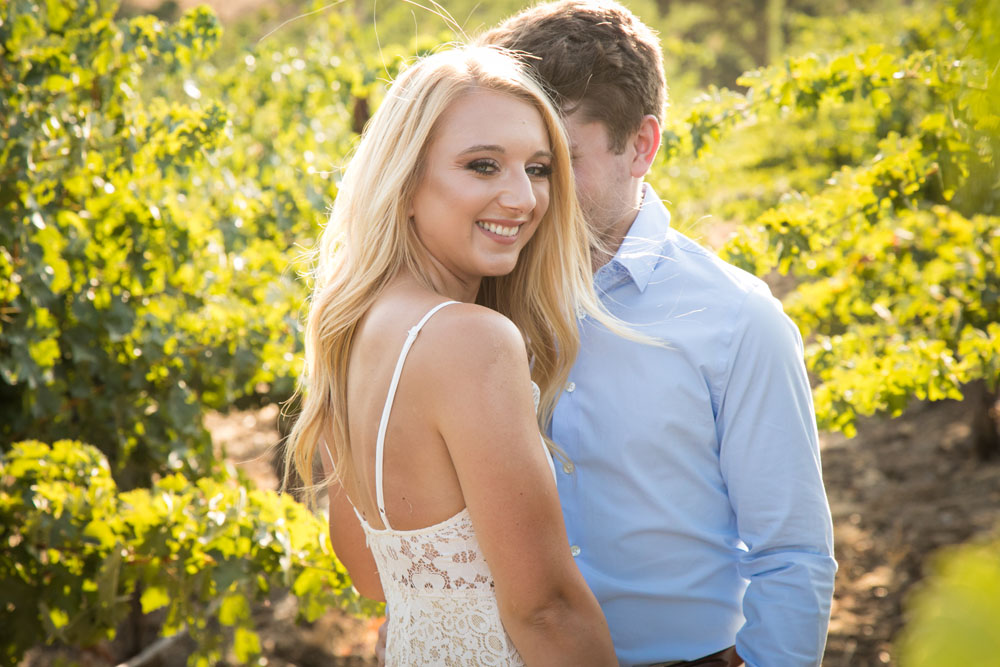 Paso Robles Wedding Photographer Vineyard Engagement Session 017.jpg