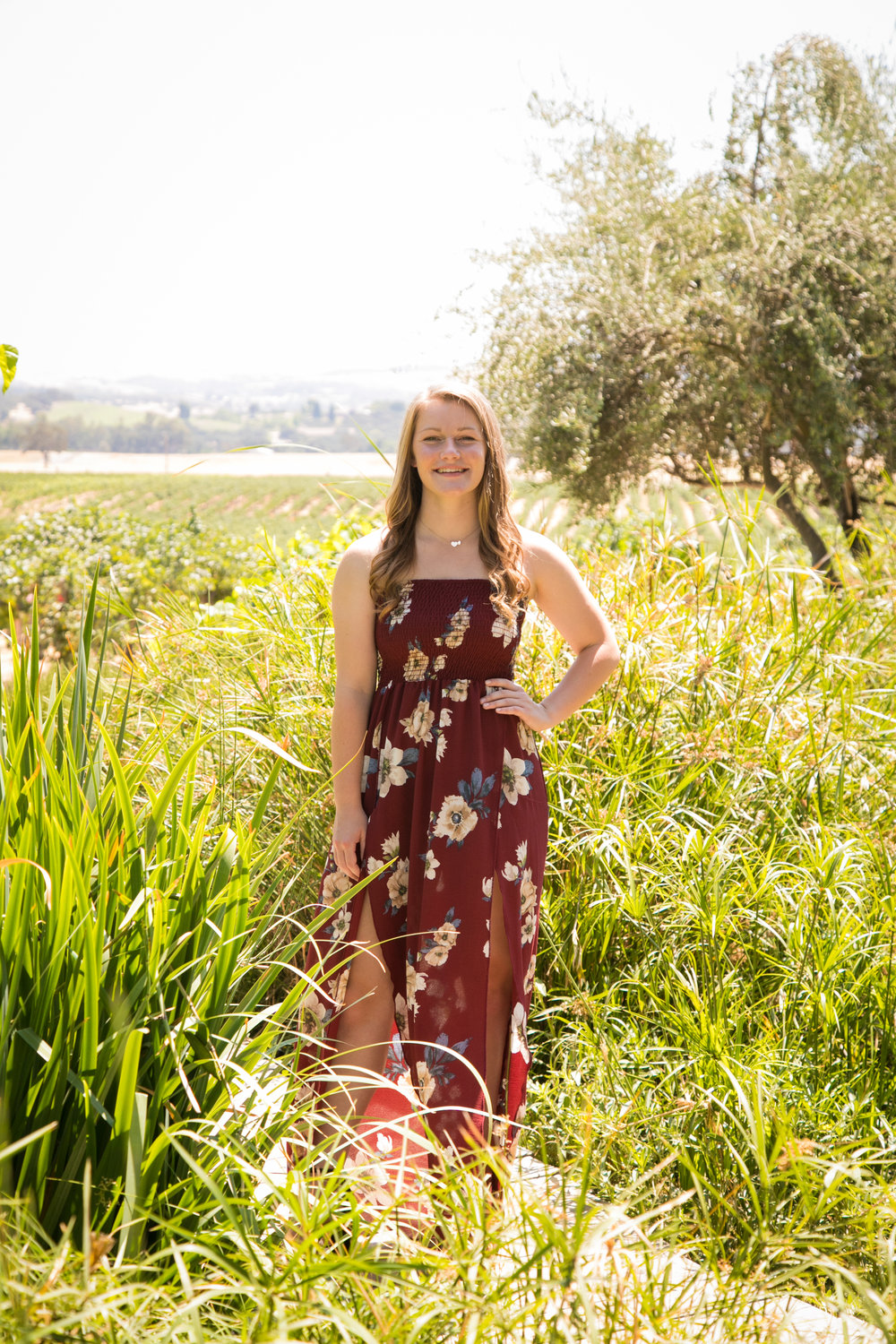 Paso Robles Senior Photographer Still Waters Vineyards  026.jpg