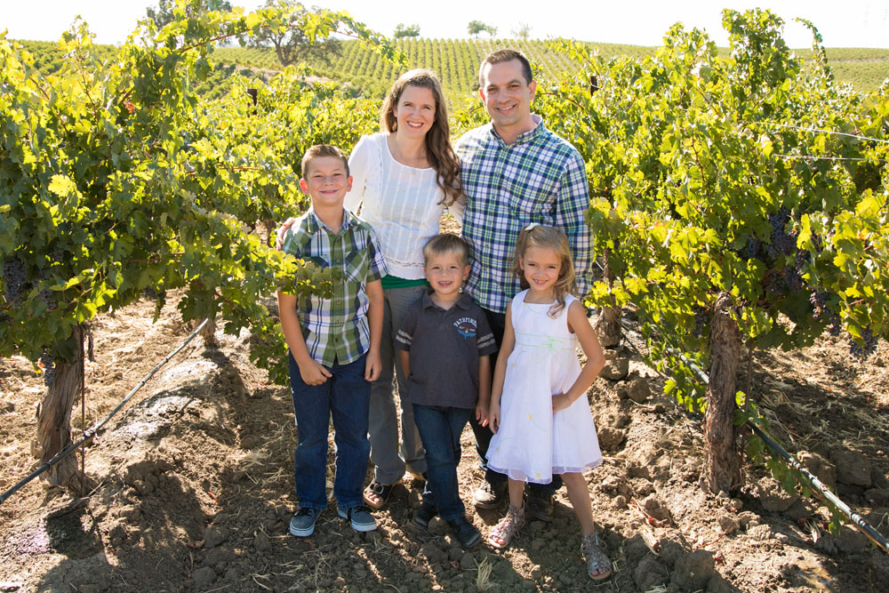 Paso Robles Family and Wedding Photographer Vineyard  011.jpg
