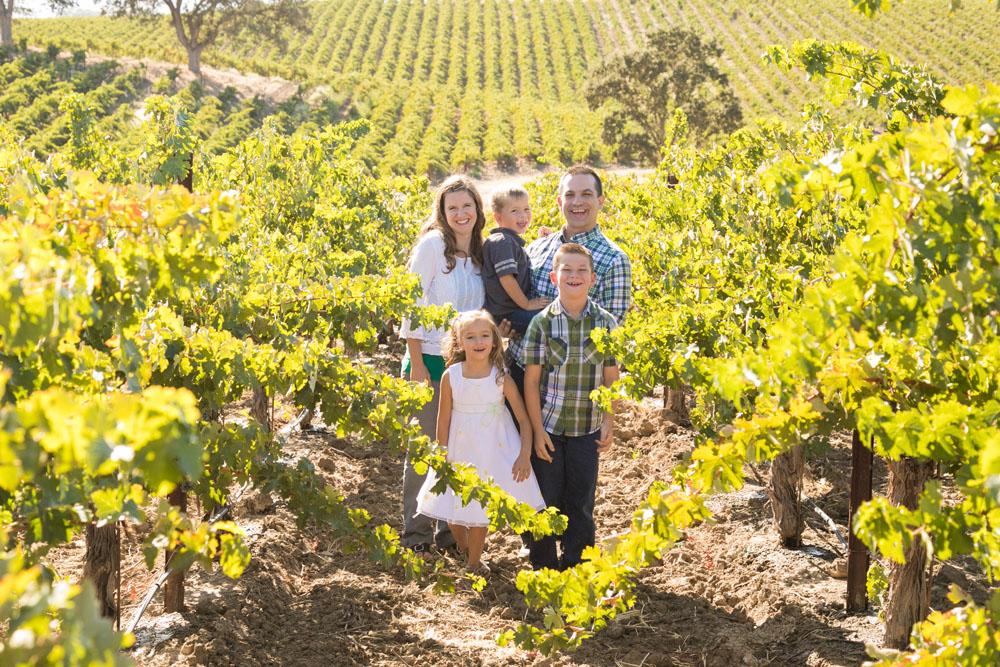 Paso Robles Family and Wedding Photographer Vineyard  025.jpg