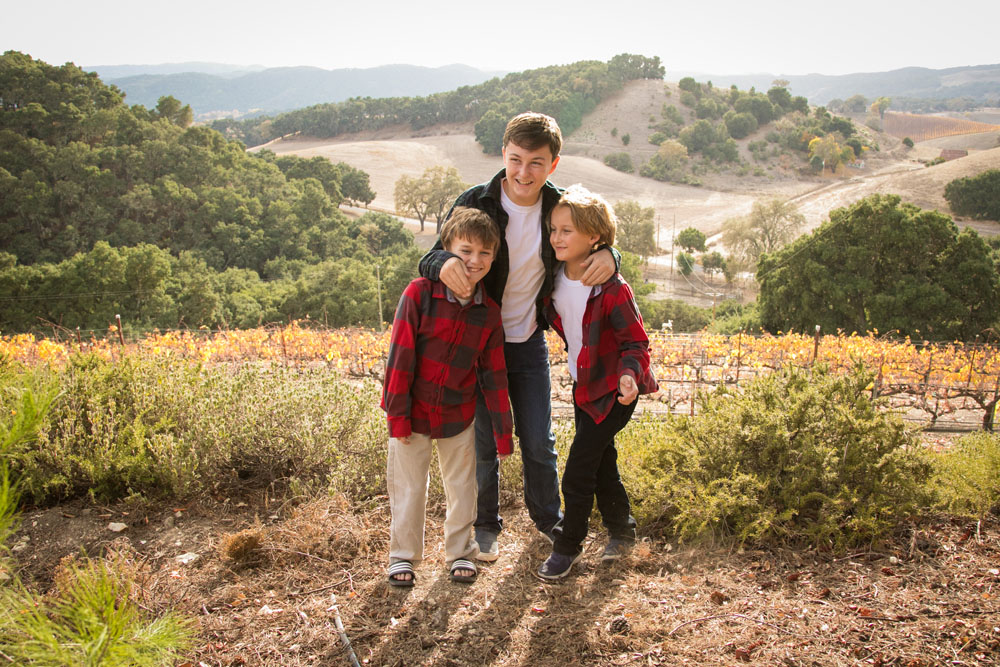 Paso Robles Family and Wedding Photographer Proulx Wines  001.jpg
